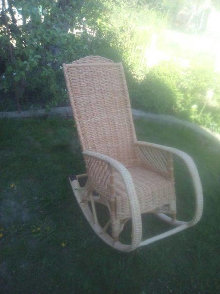 Кресло-качалка Комбо