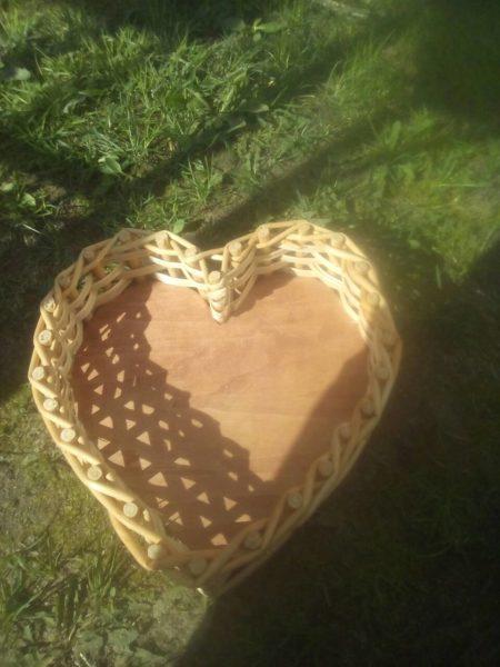 Лоток Сердце