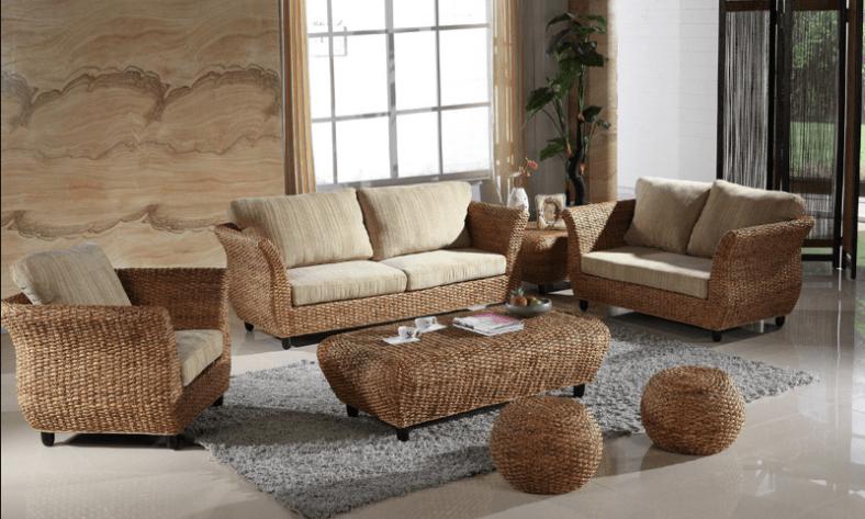 Эко стиль в интерьере - мебель